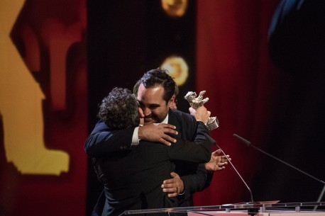 Feb 24, 2018Alonso Ruizpalacios, Manuel Alcalá  The winners of the prize for best screenplay on the stage. Competition – Museo | Museum – Closing Gala – Silver Bear