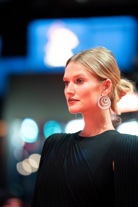 Toni Garrn   Model Toni Garrn was attending the Opening Gala once again.    Opening Gala    Feb 7, 2019