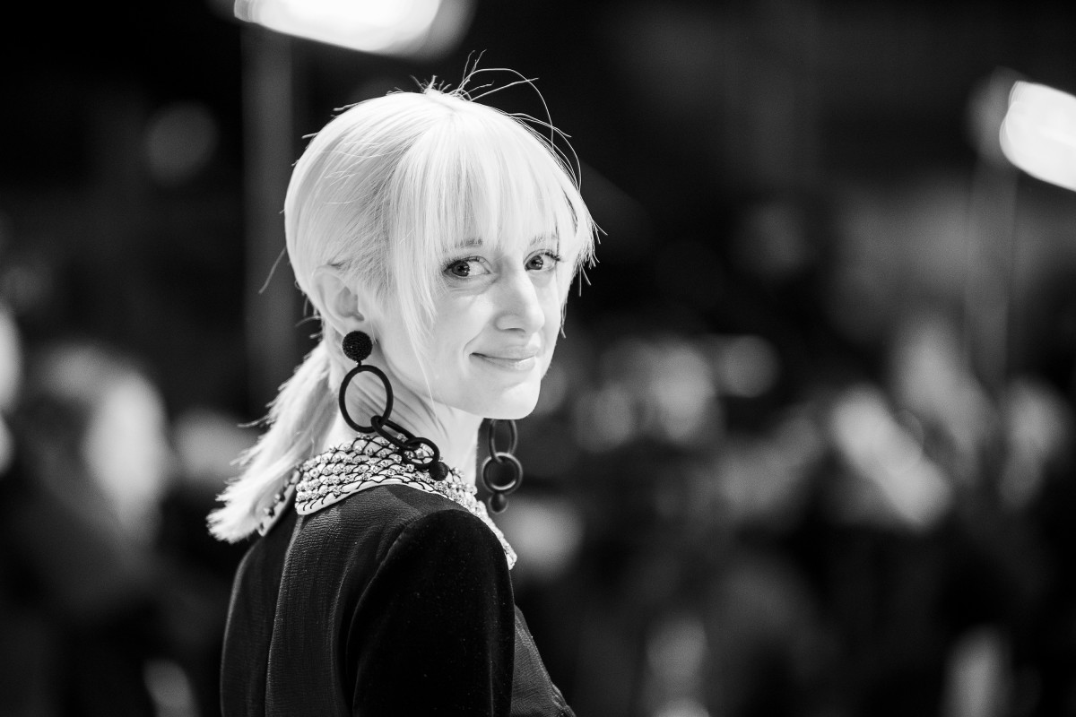Andrea Riseborough     Competition  –   The Kindness of Strangers      Feb 7, 2019