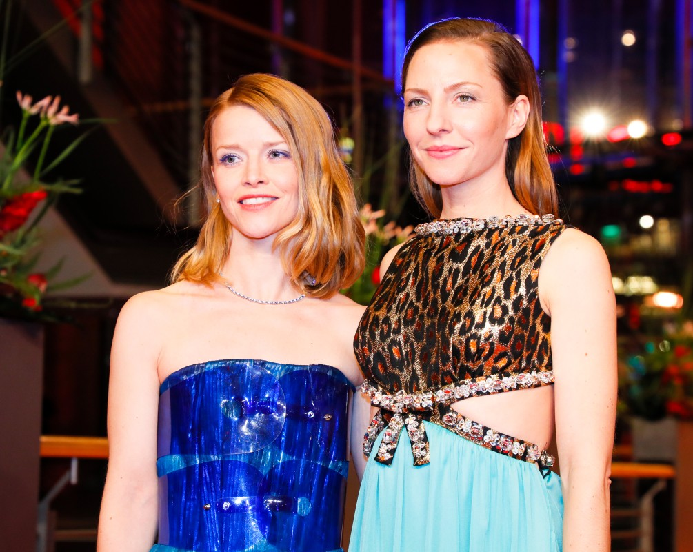 Karoline Schuch, Katharina Schuettler   The actresses at the Opening Gala.    Opening Gala    Feb 7, 2019