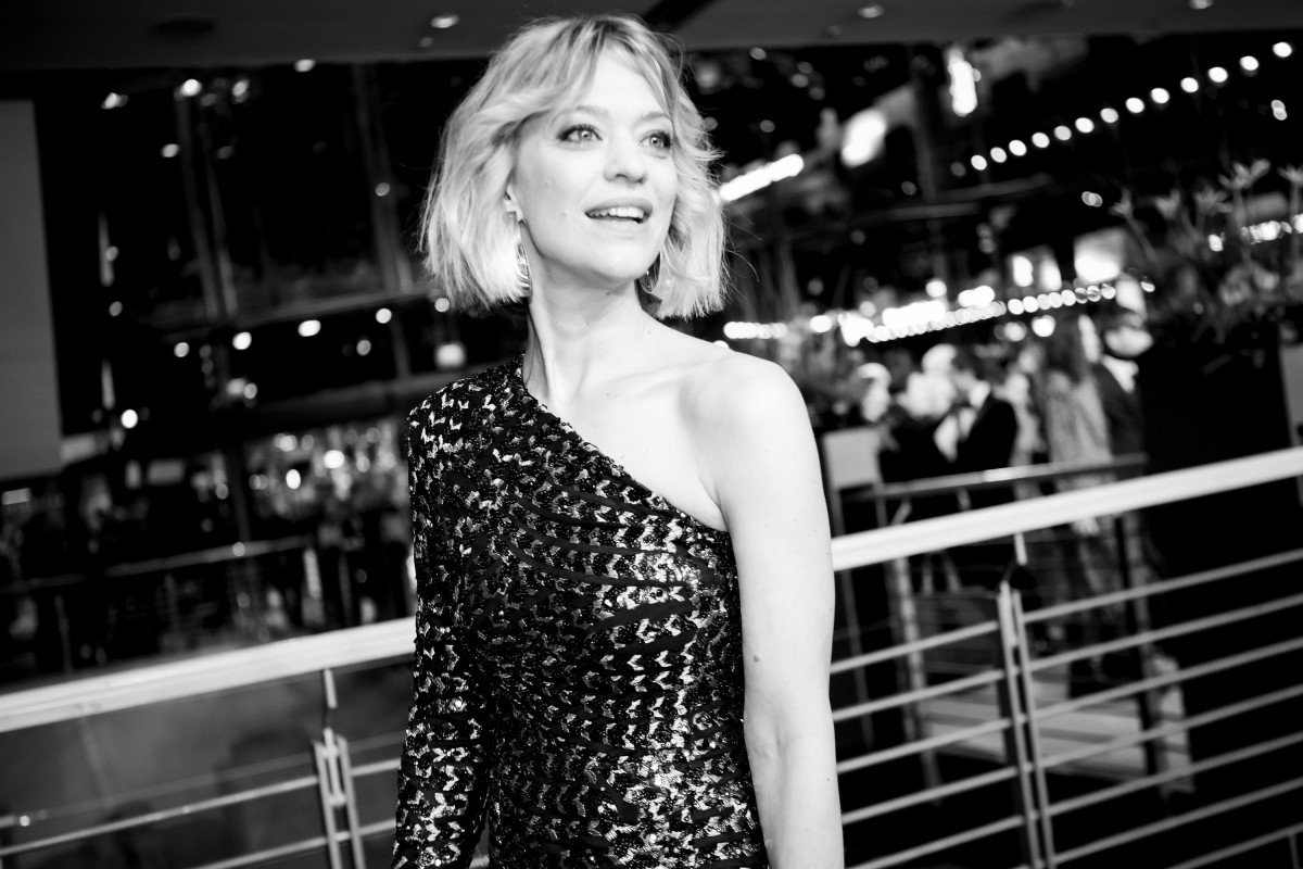 Heike Makatsch   The actress at the Opening Gala at the Berlinale Palast.    Opening Gala    Feb 7, 2019