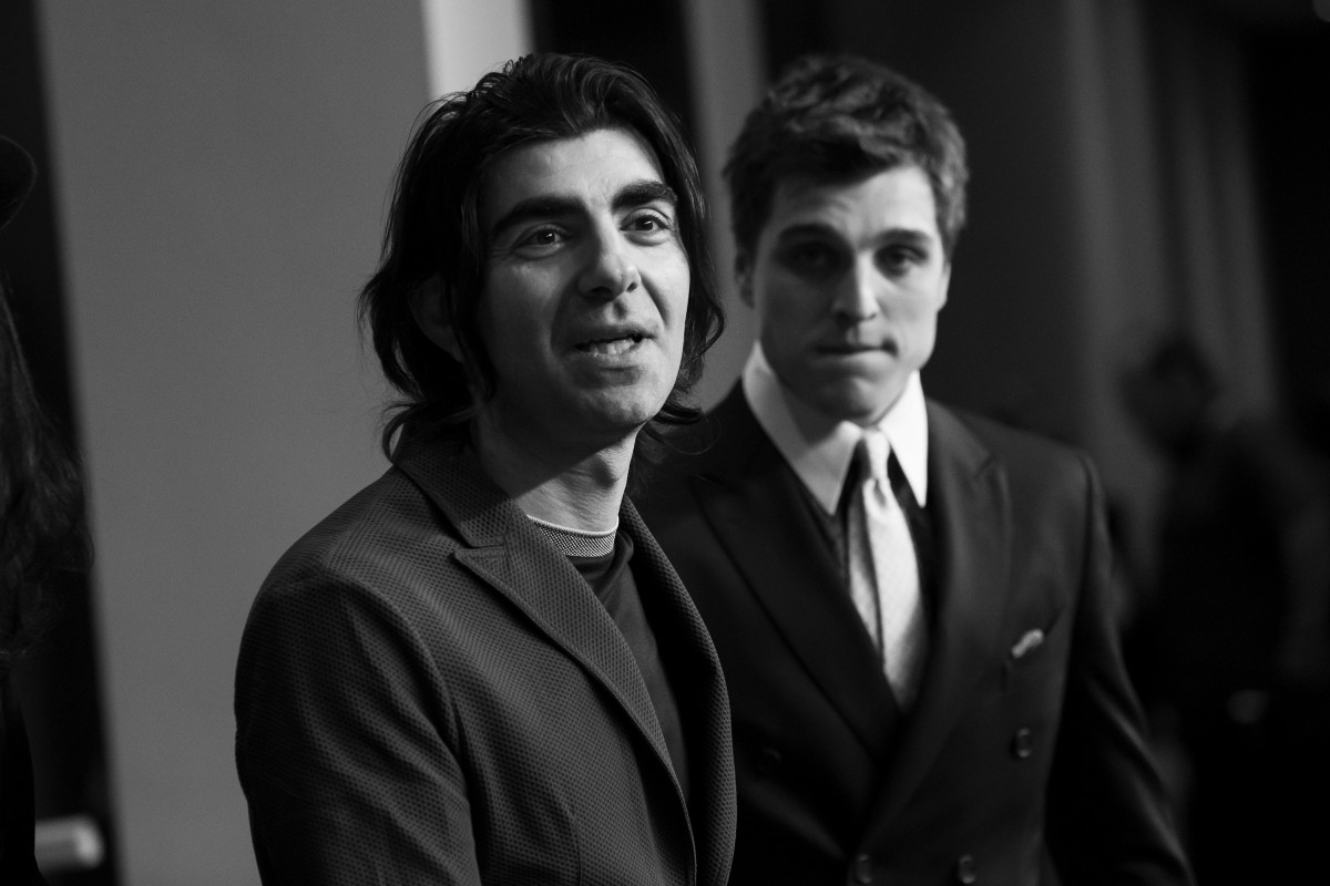 Fatih Akin, Jonas Dassler   The director with his protagonist from the literature adaptation.     Competition  –   Der Goldene Handschuh  | The Golden Glove  – Opening Gala    Feb 7, 2019