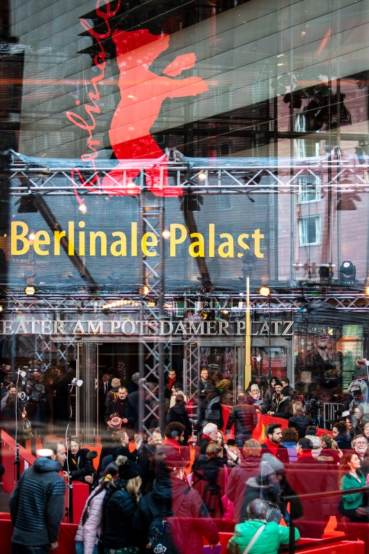 Berlinale Palast    Festival Impressions    Feb 8, 2019