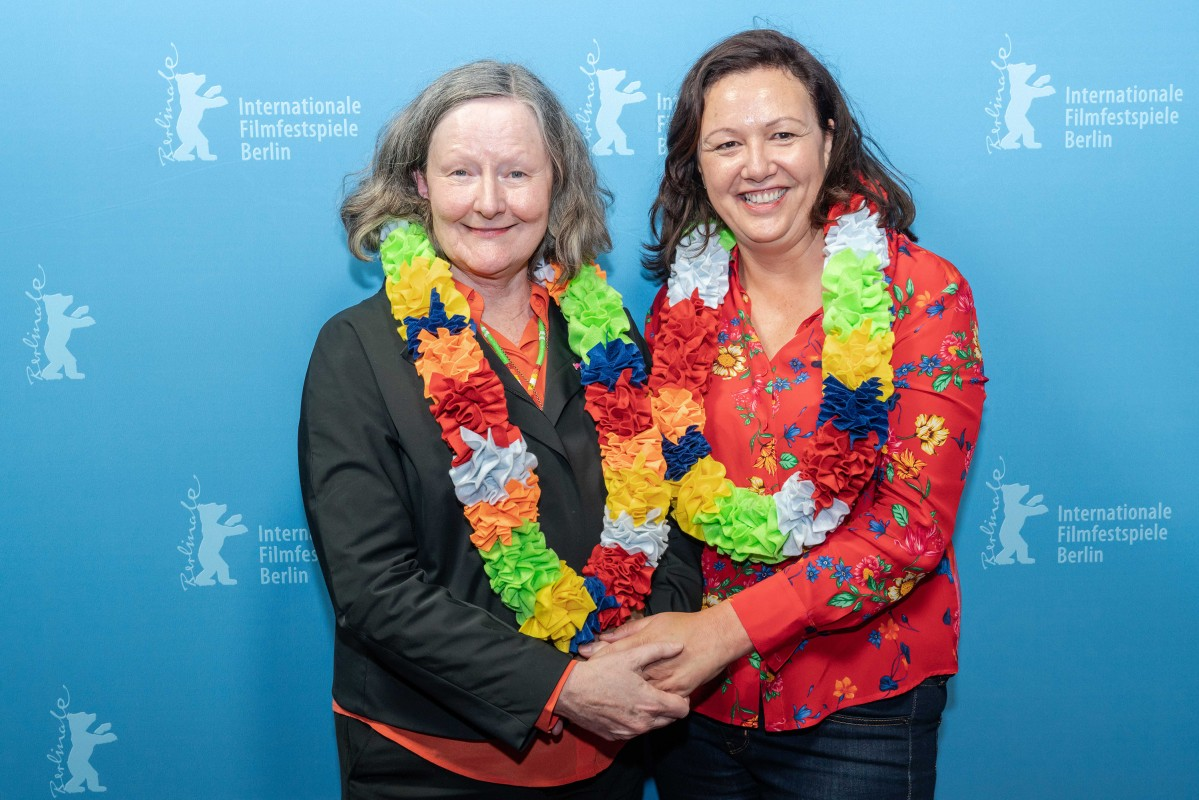 Maryanne Redpath, Jasmin McSweeney   The section head with flower embellishments.     NATIVe  –   Vai      Feb 8, 2019