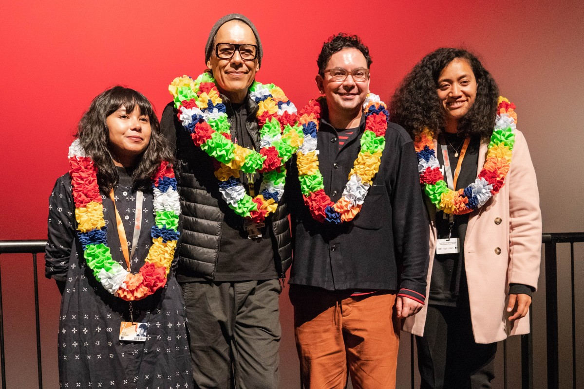 NATIVe  Advisers   The director of  Memoria  Kamila Andini, Bird Runningwater from the Sundance Institute, Jason Ryle from imagineNATIVE in Toronto and Eliorah Malifa from the Pasifika Film Festival.     NATIVe  –   Vai      Feb 8, 2019