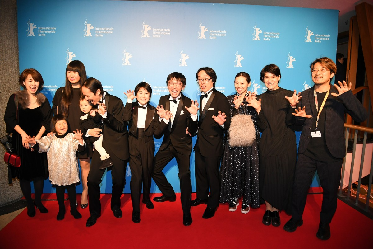Film team    The premiere of the  14plus  competition's opening film is joyously celebrated.     Generation  –   We Are Little Zombies      Feb 8, 2019