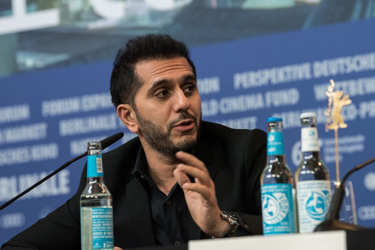 Ritesh Sidhwani   The producer at the Press Conference.     Berlinale Special  –   Gully Boy      Feb 9, 2019