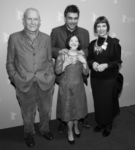 Feb 10, 2019Antonio Piovanelli, Federico Bondi, Carolina Raspanti, Stefania Casini   The director with his actors at the Photo Call. Panorama – Dafne