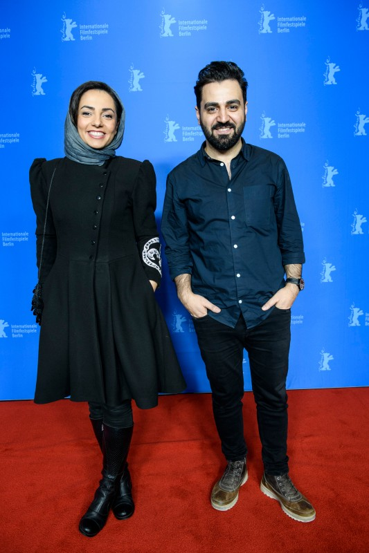Elaheh Nobakht, Yaser Talebi   The executive producer and the director of the Iranian film.     Culinary Cinema  –   Delband  | Beloved     Feb 10, 2019