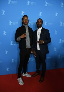 Feb 10, 2019Destyne Butler Jr., Kenneth Sims Jr.  The protagonists at the Photo Call.  Generation – Ringside | Im Ring