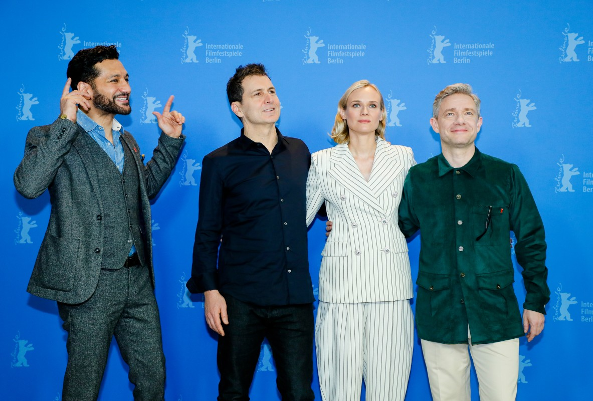Berlinale | Archive | Annual Archives | 2019 | Programme - The Operative |  Die Agentin