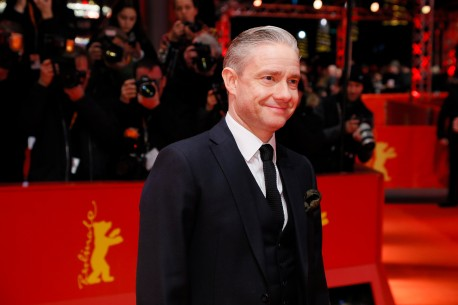 Feb 10, 2019Martin Freeman  The actor on the Red Carpet. Competition – The Operative | Die Agentin