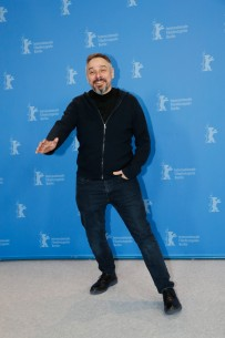 11.2.2019Miroslav Terzić  Der Regisseur beim Photo-Call. Panorama – Šavovi | Stitches