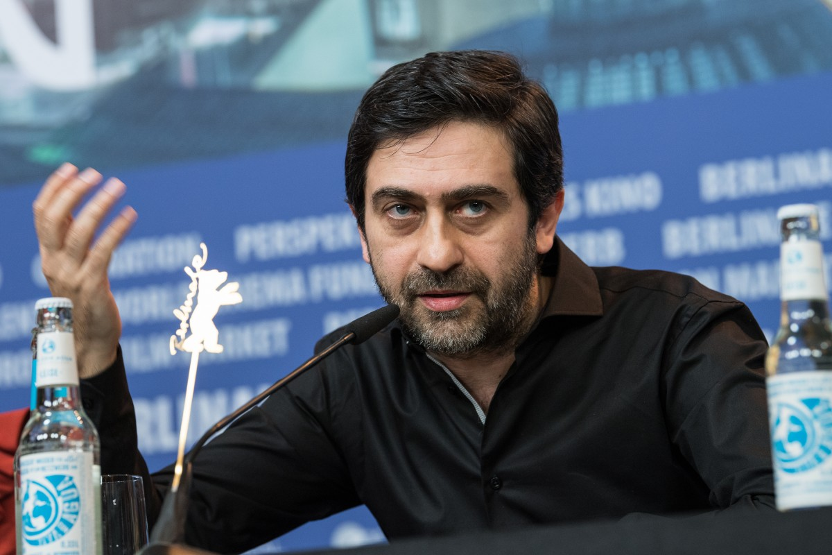Emin Alper   The director at the Press Conference.     Competition  –   Kız Kardeşler  | A Tale of Three Sisters     Feb 11, 2019