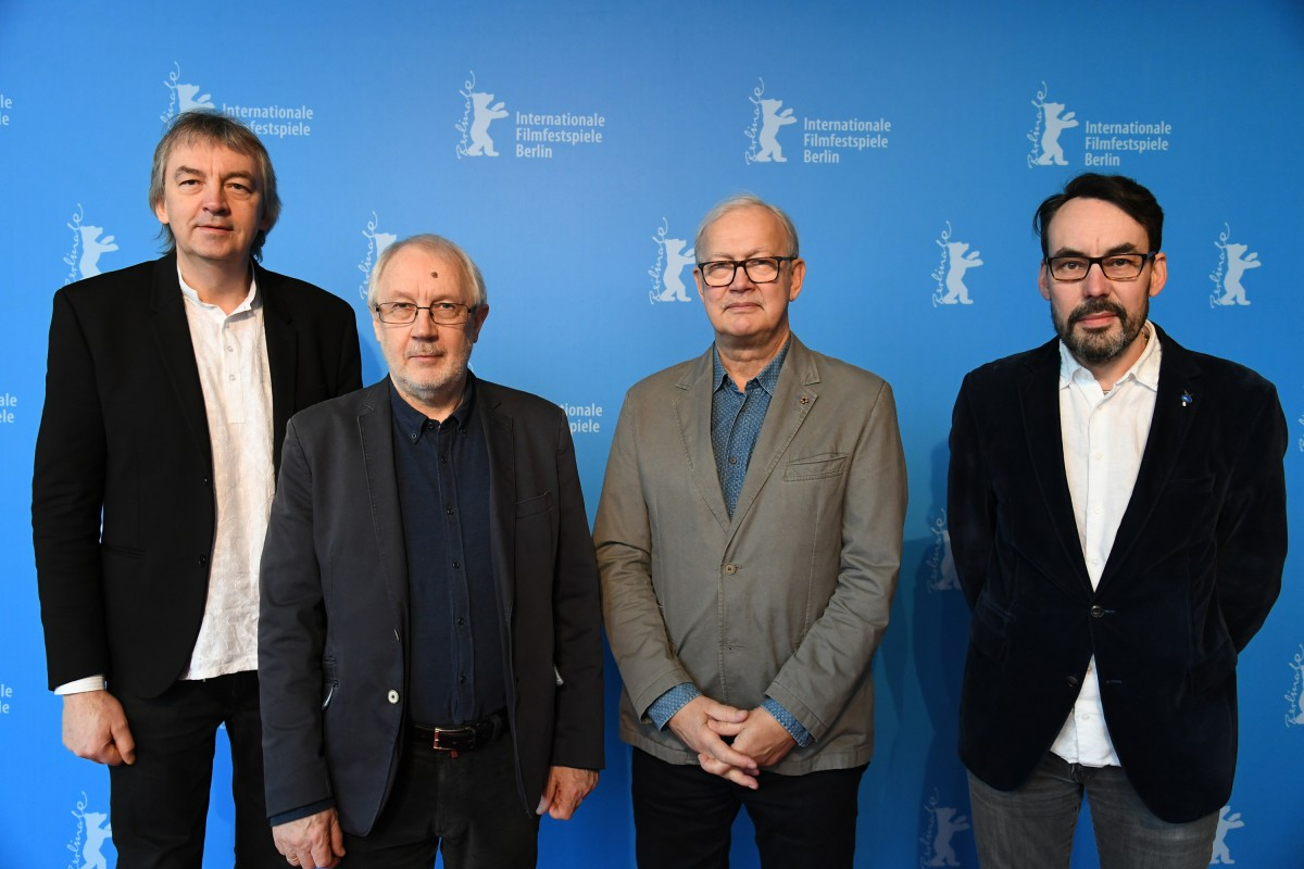 Vilnis Kalnaellis, Janno Põldma, Heiki Ernits, Kalev Tamm   The directors, who also wrote the screenplay, framed by the producers.     Generation  –   Lotte ja kadunud lohed  | Lotte and the Lost Dragons | Lotte und die verschwundenen Drachen     Feb 11, 2019
