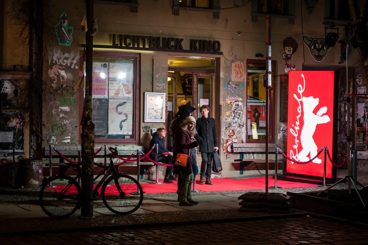 Lichtblick-Kino   The third station of the special presentation in 2019.     Berlinale Goes Kiez     Feb 11, 2019