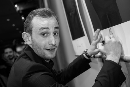Feb 12, 2019Kacey Mottet Klein  The actor signing his Star Portrait in the Berlinale Palast. Competition – L'adieu à la nuit | Farewell to the Night