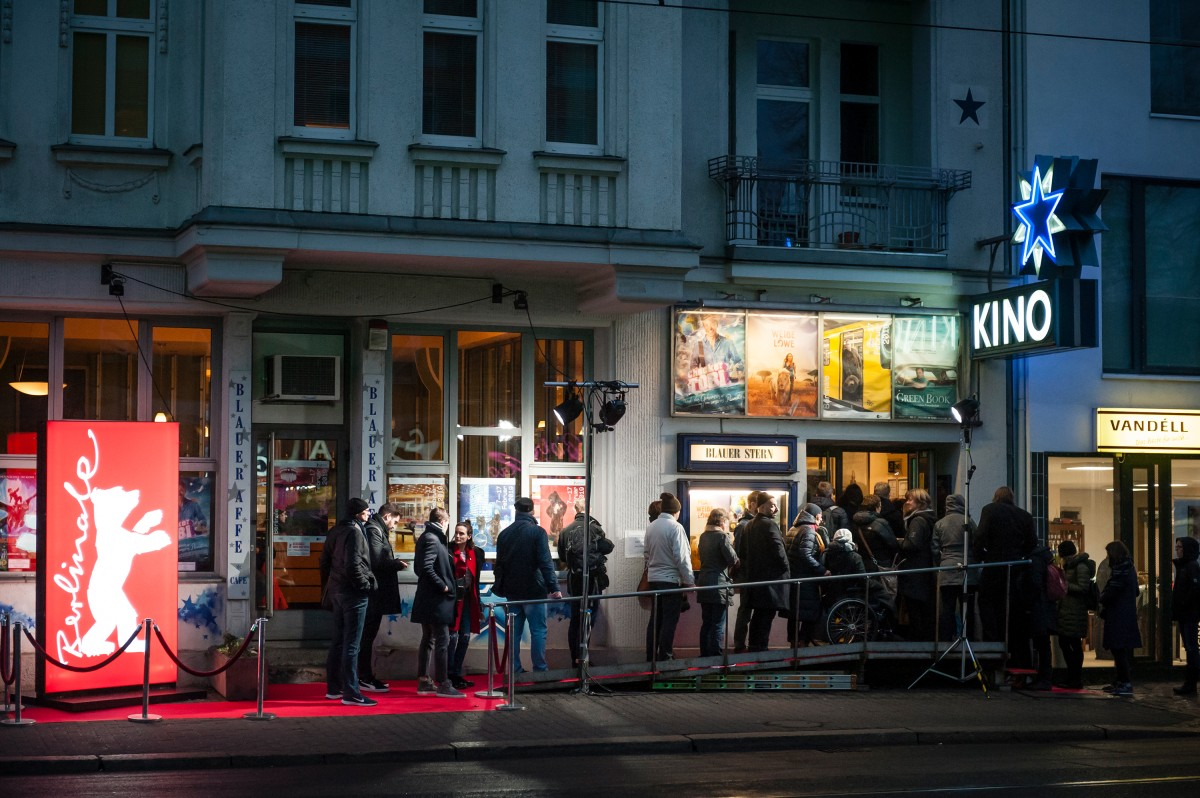 Blauer Stern Pankow   The fourth station of the series in 2019.     Berlinale Goes Kiez     Feb 13, 2019