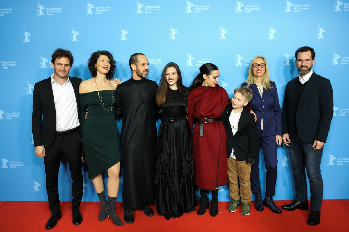 Series team   The director Oded Ruskin, showrunner/creator Maria Feldman, the actors Yousef (Joe) Sweid, Neta Riskin, Moran Rosenblatt and Peter Knoller, the screenwriter and co-creator Leora Kamenetzky as well as the cinematographer Rotem Yaron.     Berlinale Series  –   False Flag 2      Feb 13, 2019