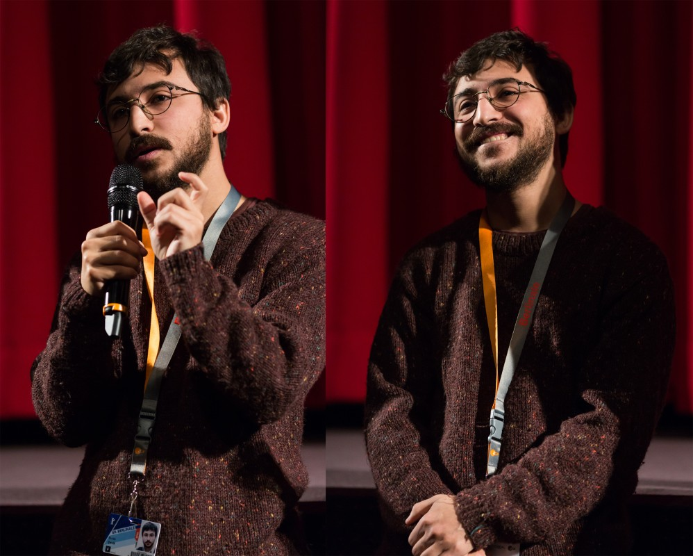 Burak Çevik   The director of the Turkish film.     Forum  –   Aidiyet  | Belonging     Feb 14, 2019