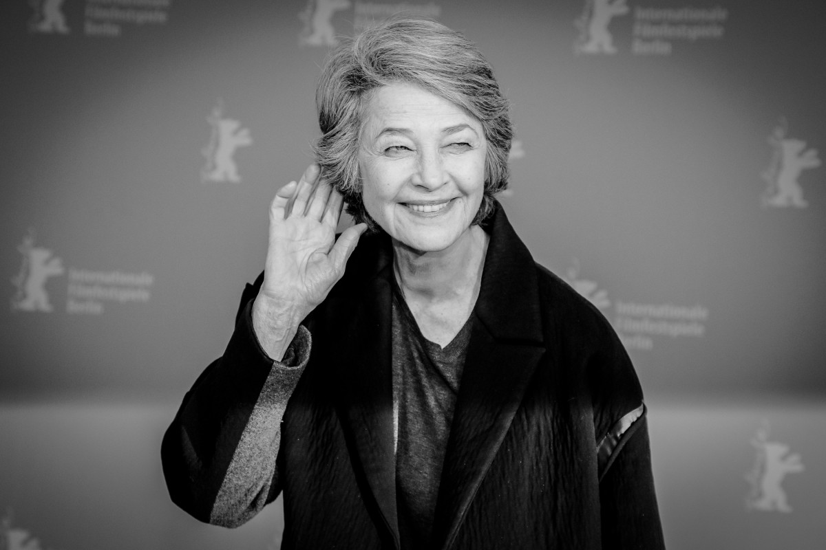 Charlotte Rampling     Homage  – Honorary Golden Bear    Feb 14, 2019