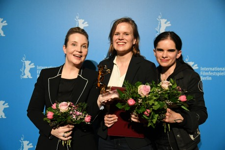 Feb 15, 2019Kirsikka Saari, Selma Vilhunen, Lisabi Fridell  The Screenwriter, the director and the cinematographer after the award ceremony where the film won the main prize for the Best Film, awarded by the Youth Jury Generation 14plus. Generation – Hölmö nuori sydän | Stupid Young Heart – Crystal Bear