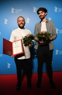 Feb 15, 2019Jorge Cadena, Yan Decoppet  The filmmakers after the award ceremony where they received a Special Mention by the International Jury Generation 14plus for their short film. Generation – Sœurs Jarariju | The Jarariju Sisters