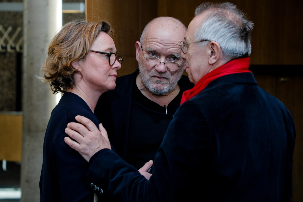 Petra Lindbergh, Peter Lindbergh, Dieter Kosslick   The photographer and his wife in conversation with the Festival Direktor.     Berlinale Special  –   Peter Lindbergh – Women's Stories      Feb 15, 2019