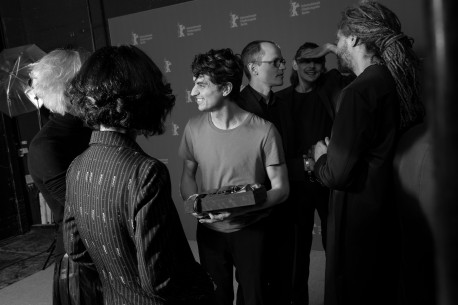 Feb 16, 2019Katja Eichinger, Vivian Qu, Mehmet Akif Büyükatalay, Claus Reichel, Bastian Klügel, Alain Gomis   The winners in conversation with the jury. Perspektive Deutsches Kino – Oray – Closing Gala – GWFF Best First Feature Award