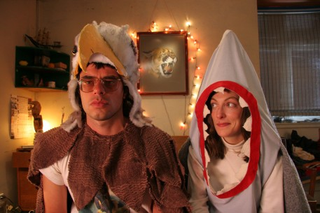 Eagle vs. Shark   Generation  NZL 2006  by: Taika Waititi Jemaine Clement, Loren Horsely
