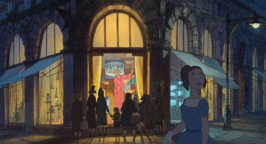The Illusionist   Berlinale Special  GBR/FRA 2009  by: Sylvain Chomet