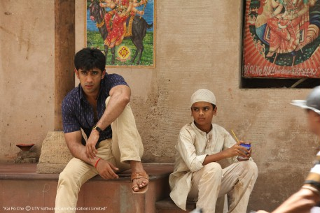 Kai Po Che | Brothers for Life   Panorama  IND 2013  von: Abhishek Kapoor Amit Sadh, Digvijay Deshmukh © UTV Software Communications Limited