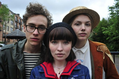 God Help the Girl   Generation  GBR 2013  von: Stuart Murdoch Olly Alexander, Emily Browning, Hannah Murray © FINDLAY PRODUCTIONS LIMITED 2012