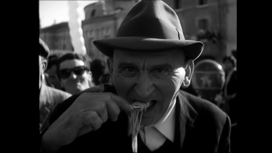 Quando l'Italia mangiava in bianco e nero | When Italy ate in Black and Wh...  Kulinarisches Kino  ITA 2015  von: Andrea Gropplero di Troppenburg