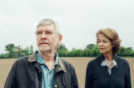 45 Years   Wettbewerb  GBR 2015  von: Andrew Haigh Tom Courtenay, Charlotte Rampling Agatha A. Nitecka © 45 Years Film Ltd