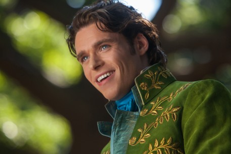 Cinderella   Competition  USA/GBR 2014  by: Kenneth Branagh Richard Madden Jonathan Olley © Disney Enterprises