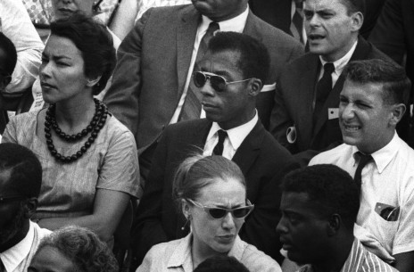 I Am Not Your Negro   Panorama  FRA/USA/BEL/CHE 2016  von: Raoul Peck James Baldwin © Dan Budnik