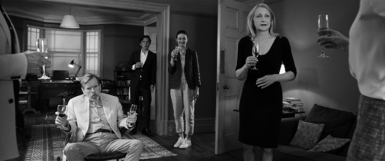 The Party   Wettbewerb  GBR 2017  von: Sally Potter Timothy Spall, Cillian Murphy, Emily Mortimer, Patricia Clarkson © Adventure Pictures Limited 2017