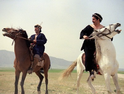Hamas-e eshq | Epic of Love   Forum  AFG 1989  von: Latif Ahmadi Wali Talash Courtesy of Afghan Films and the National Archive of Afghanistan