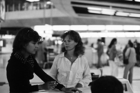 Delphine et Carole, insoumuses | Delphine and Carole   Forum  FRA/CHE 2019  by: Callisto Mc Nulty © Archives Centre audiovisuel Simone de Beauvoir