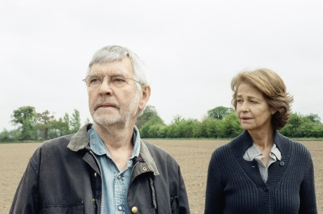 45 Years   Hommage  GBR 2015  von: Andrew Haigh Tom Courtenay, Charlotte Rampling © Agatha A. Nitecka